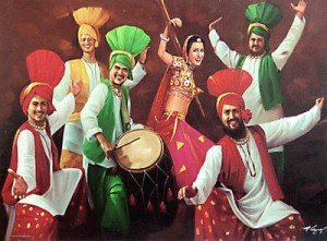 What is Bhangra